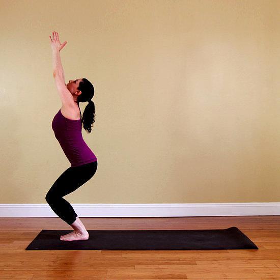 Kristin McGee's Yoga Burpee
