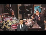 All the Scandal Stars on Jimmy Kimmel Live