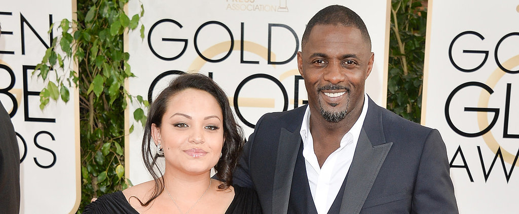 "Idris Elba Welcomes ""Truly Amazing"" Son, Winston"