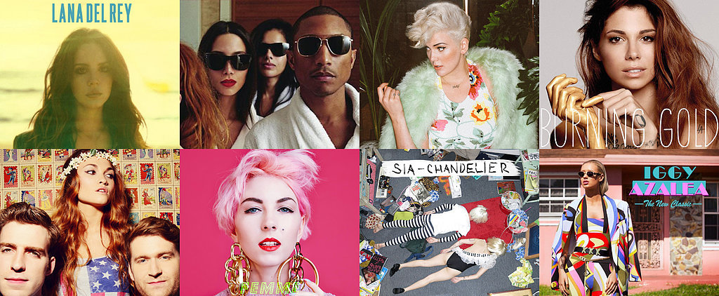 Totally Over Your Music? Here's Your New Spring Playlist