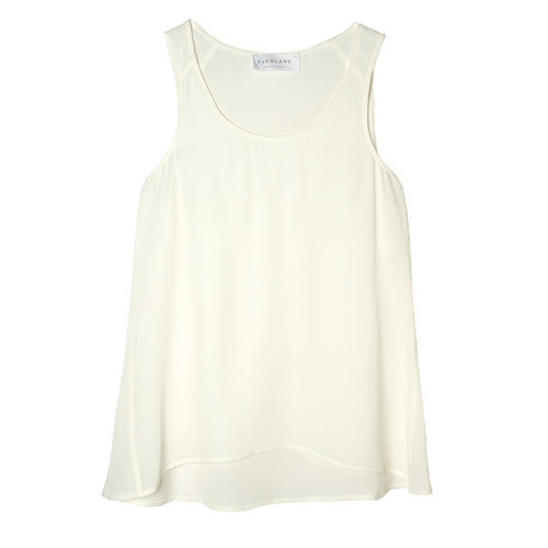 Everlane Silk Tank Top Review