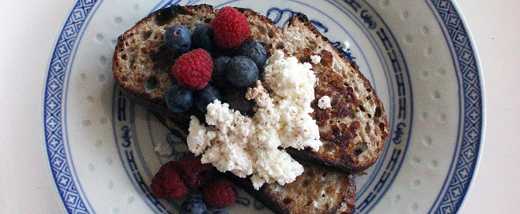 Brunch With This Celebrity-Trainer-Approved French Toast