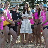 Prince William And Kate Middleton Bear Cottage Manly Beach