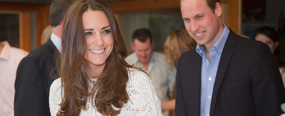 How to Get Kate Middleton's Bouncy Blow-Dry at Home