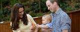 William and Kate Hit the Zoo With George!