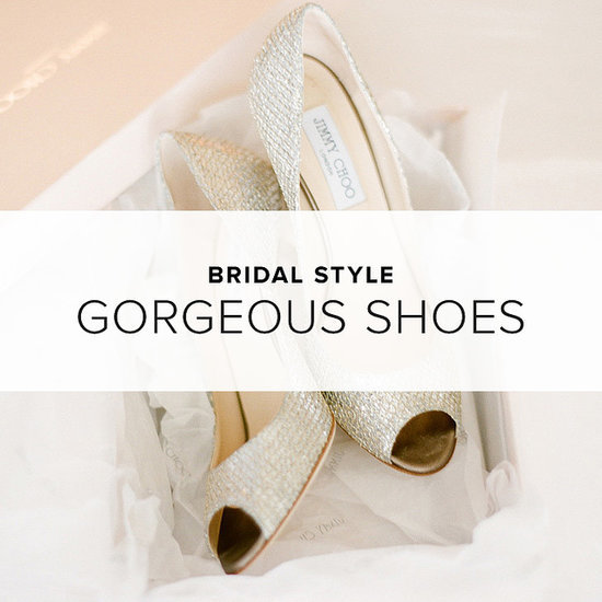 Breathtaking Shoe Options For the Bride