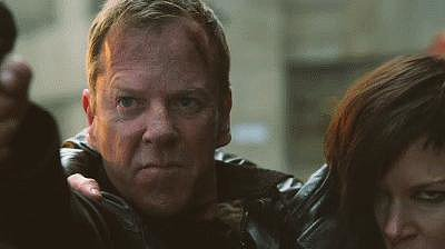 You can lead a horse to water, but Jack Bauer can make it drink.