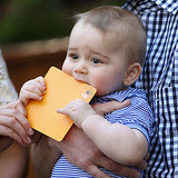 Prince George on Royal Tour 2014