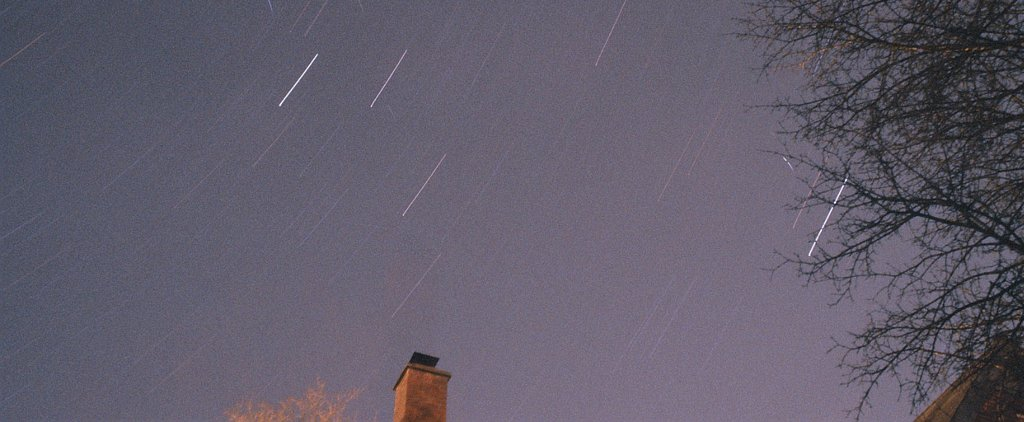 Catch the Lyrid Meteor Shower Tonight!