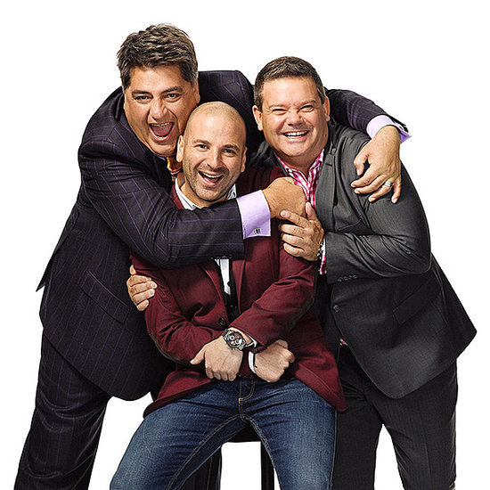Matt Preston on MasterChef and My Kitchen Rules Rivalry