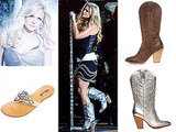 Miranda Lambert Unveils New Shoe Line for 'Hanging Outside on the 4-Wheeler'