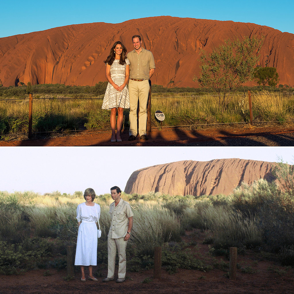 Will and Kate's Visit to Australia and New Zealand Has Echoes of Diana