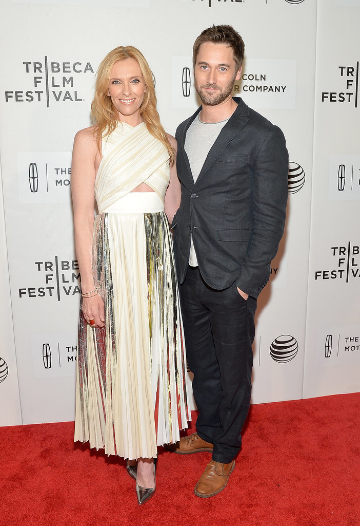 Toni Collette and Ryan Eggold debuted Lucky Them.