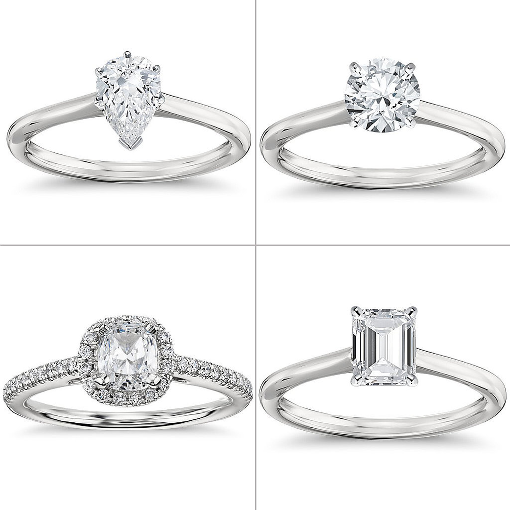 What sort of engagement ring should you get popsugar for Do jewelry stores finance engagement rings