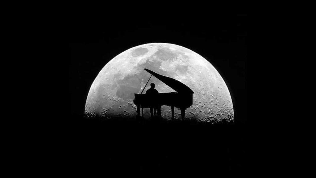 """Clair de Lune"" by Claude Debussy"