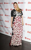 Drew Barrymore Welcomes Baby Number 2!