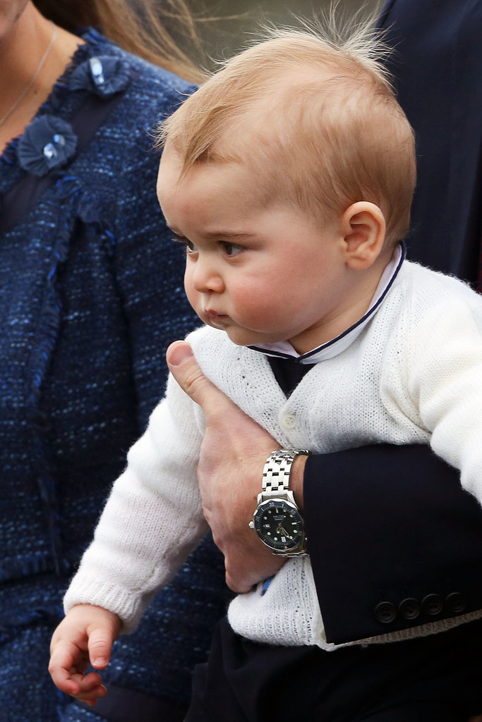 The Many Faces of Prince George