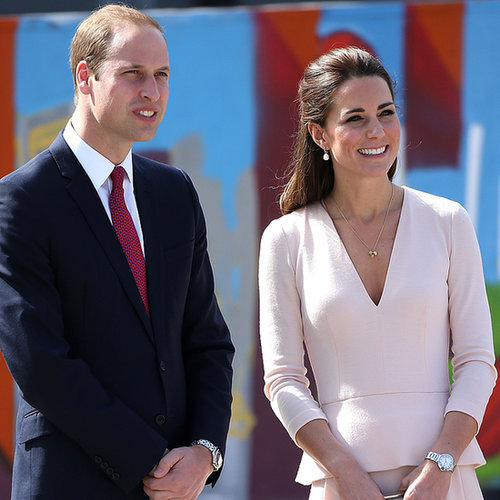 Kate Middleton Outfits on Australia and New Zealand Tour