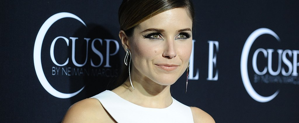 Sophia Bush Takes the Angular Eye Makeup Trend From Runway to Red Carpet