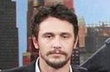 "James Franco Looks Super Thrilled To Be On ""The View"""
