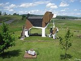 I Want To Go To There: Dog Bark Park, A B&B Shaped Like A Giant Beagle
