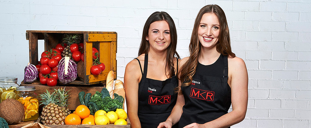 My Kitchen Rules' Thalia on the Most Stressful Instant Restaurant Ever