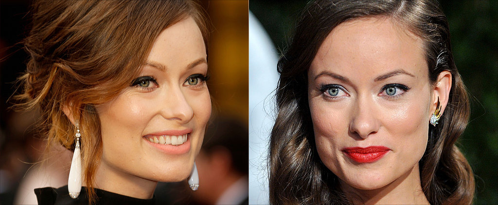See New Mom Olivia Wilde's Beauty Evolution