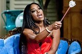 'RHOA': Kenya Moore Speaks Up After Reunion Brawl