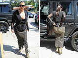 Hot Mess: Kim Kardashian