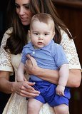 There's Already a Prince George Fashion Effect