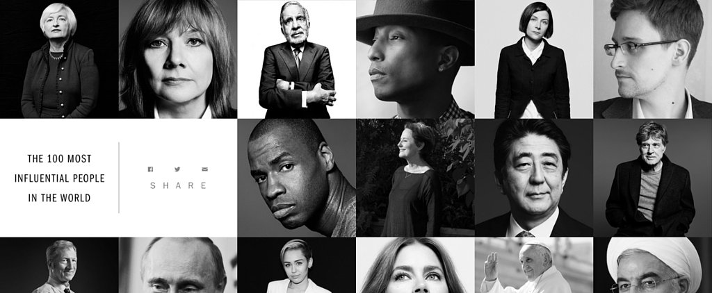 4 Geeks You Need to Know From Time's Most Influential People List