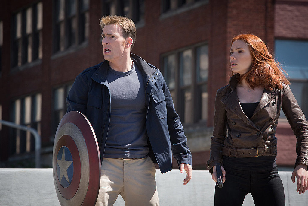 Best Way to Kick Off Blockbuster Season — Captain America: The Winter Soldier