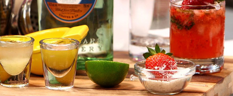 You Won't Believe the Ingredients Used in This Gin Cocktail