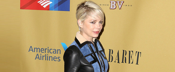 Michelle Williams's Dress Is Just One of Her Job's Many Perks