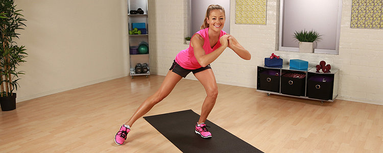 Your Short-Shorts Workout: Moves to Sculpt Sexy Legs
