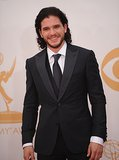 He brought his superhot smile to the 2013 Emmys.