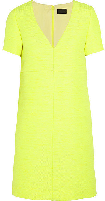J.Crew Yellow Dress