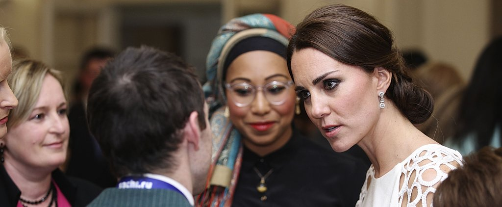Wait Until You See the Back of Kate Middleton's Up 'Do