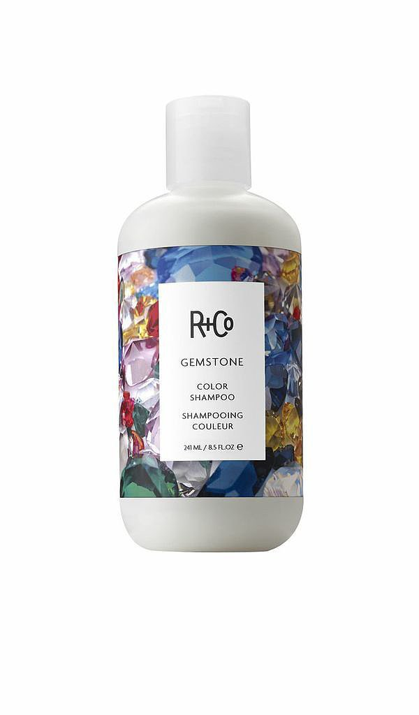 R+Co Gemstone Color Shampoo ($28)