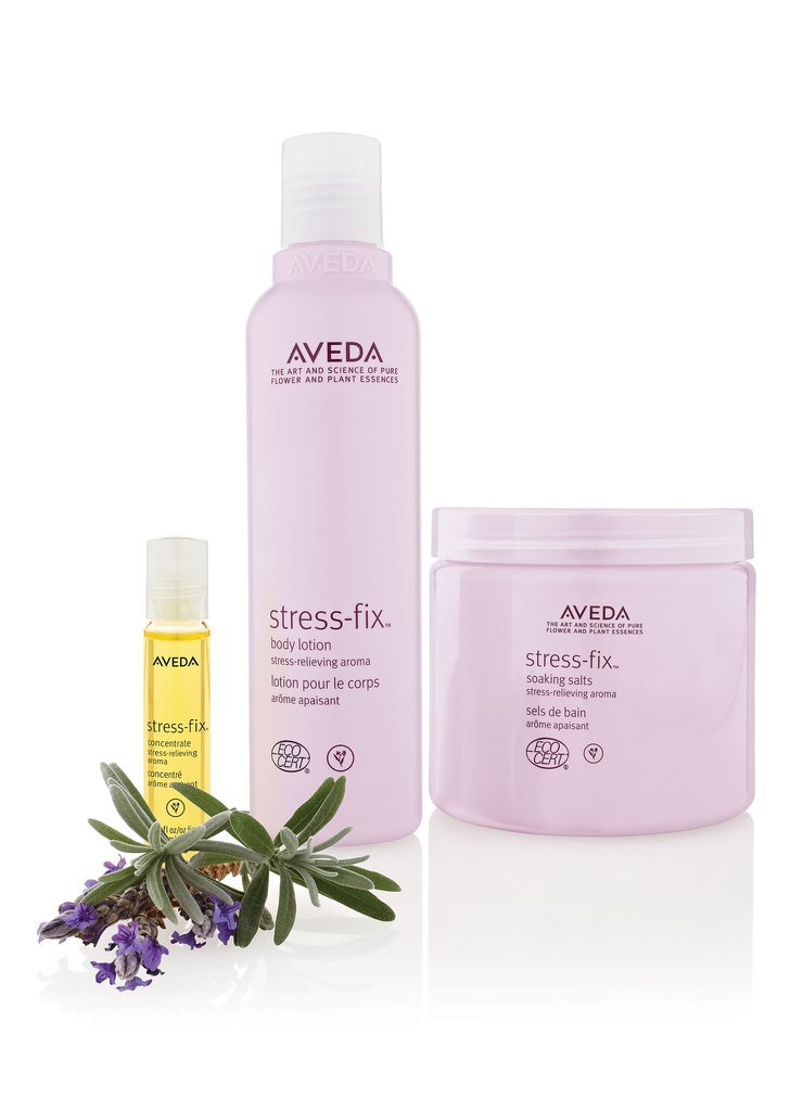 Aveda Stress Fix Spa Experience