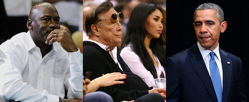 Politicians, NBA Legends, and Celebrities Weigh In on Sterling's Racial Remarks