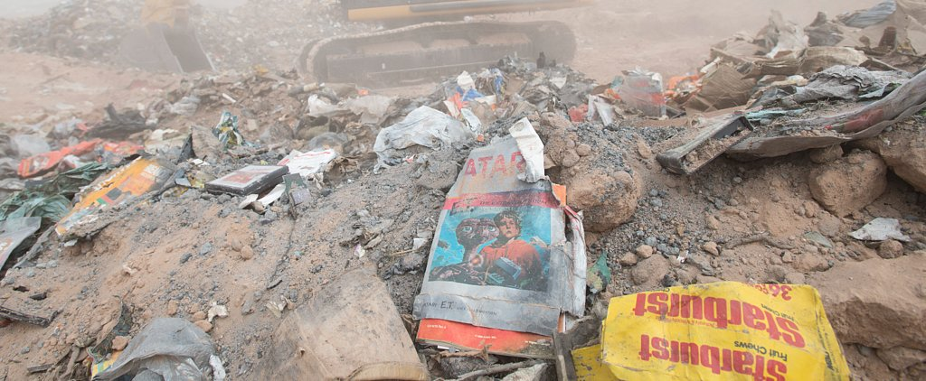 The Long-Lost Atari E.T. Game Finally Excavated From Landfill