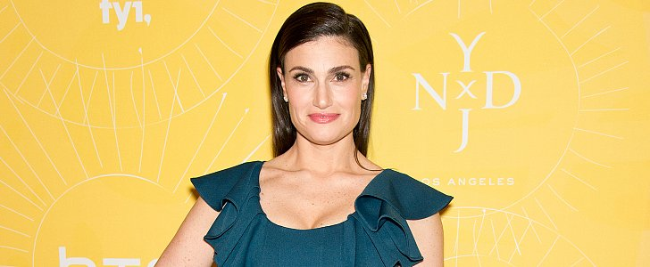 "Speed Read: Idina Menzel ""Absolutely"" Wants to Play Elsa in Frozen on Broadway"