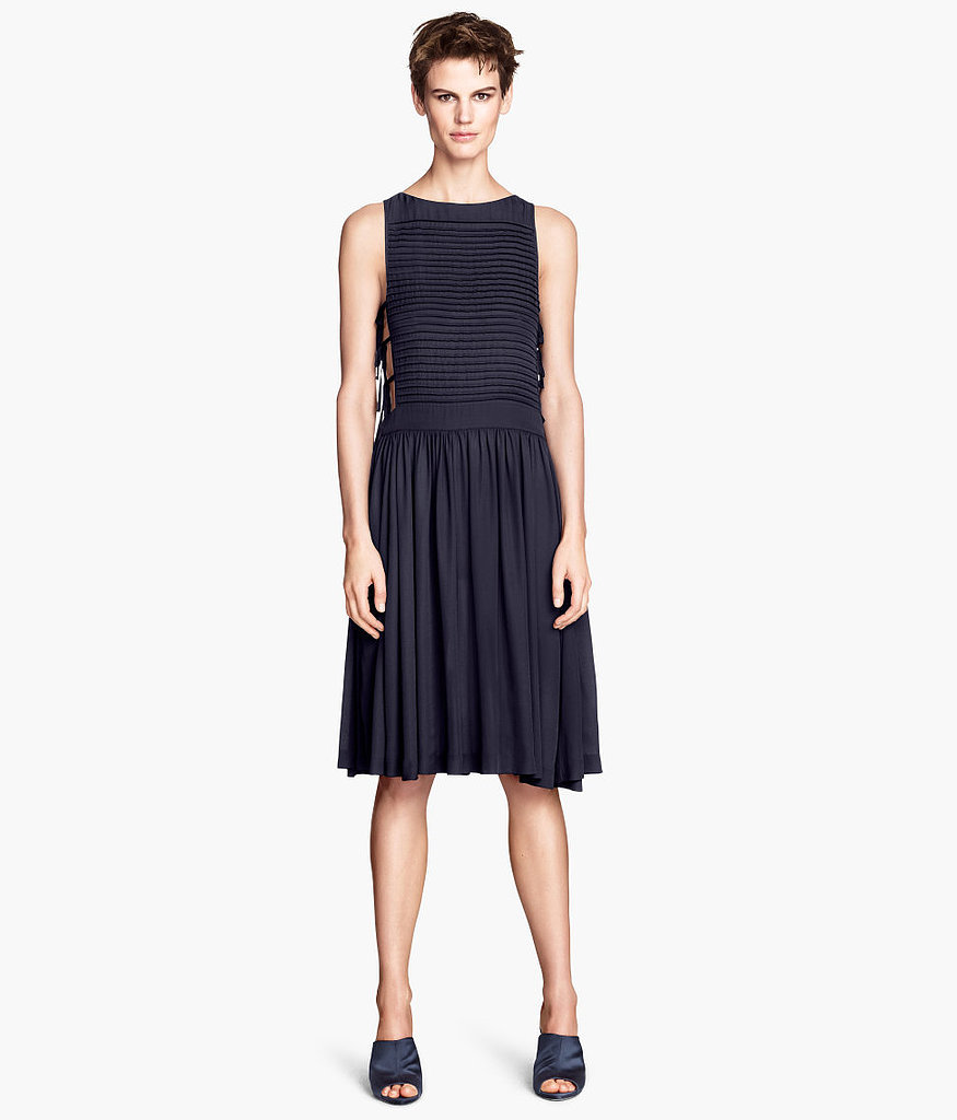 H&M Side-Tie Dress
