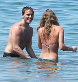 Sam Claflin Is Still a Shirtless Winner in Our Hearts