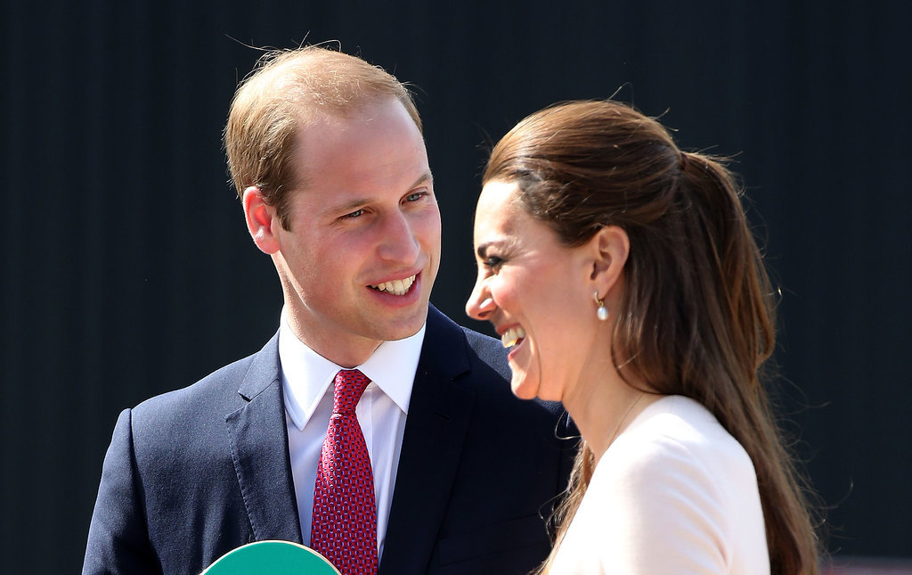 The Duke and Duchess of Cambridge enjoyed themselves on their 2014 tour of Australia and New Zealand.