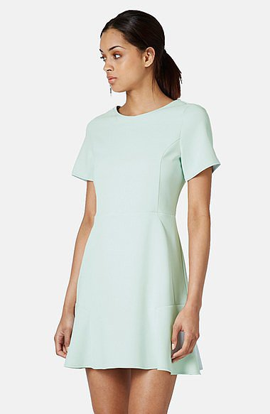 Topshop Sheath Dress