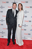 Ed Burns and Christy Turlington Burns