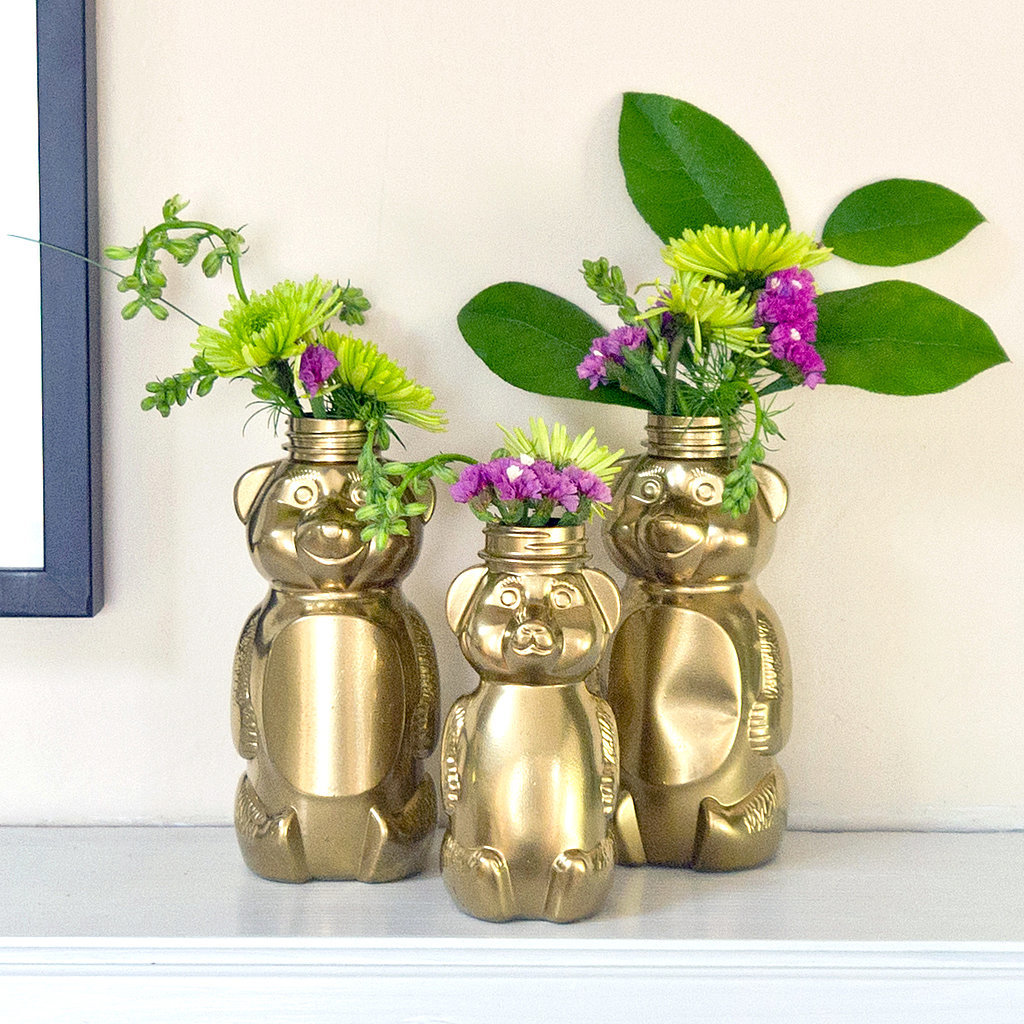 Popsugar Smart Living: DIY Painted Honey Bears