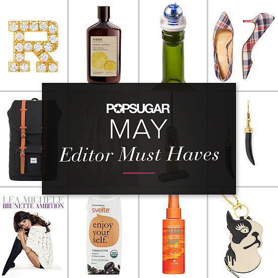 POPSUGAR Shout Out: May Must Haves!